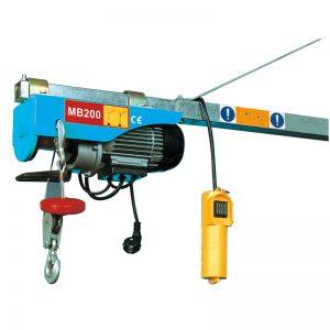 מיני מנוף חשמלי MB200, מנוף מנוף חשמלי